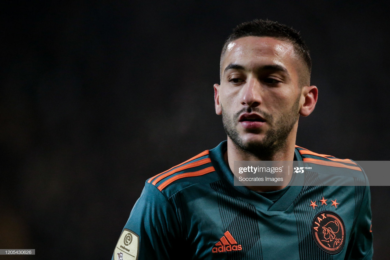 Gronkjaer: Ziyech will succeed at Chelsea