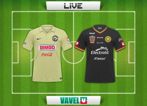 Resultado América - Leones Negros en la Liga MX 2015 (0-1)