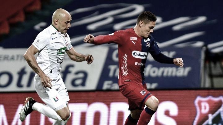 Medellín sigue cediendo puntos en la Liga BetPlay