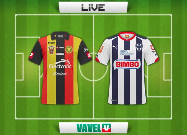 Resultado Leones Negros UDG - Monterrey en Liga MX (1-0)