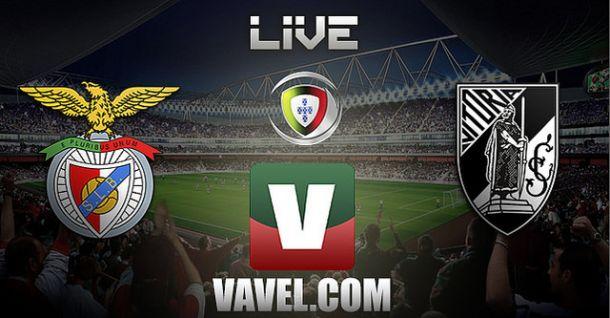 Benfica x Vitória Guimarães    na Primeira Liga
