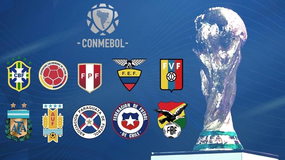 Los jugadores de la CONMEBOL que se perderían la triple fecha de eliminatorias Qatar 2022