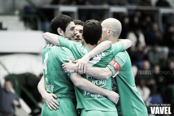 D-Link Zaragoza - Magna Navarra: último tren hacia el playoff
