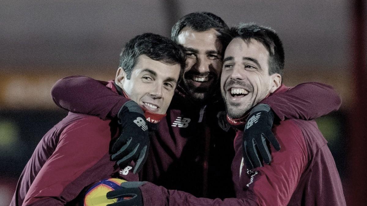 Beñat y Susaeta, leyendas del Athletic, se retiran del fútbol
