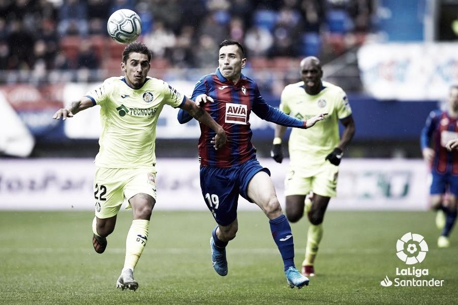 Eibar-Getafe /Foto: La Liga
