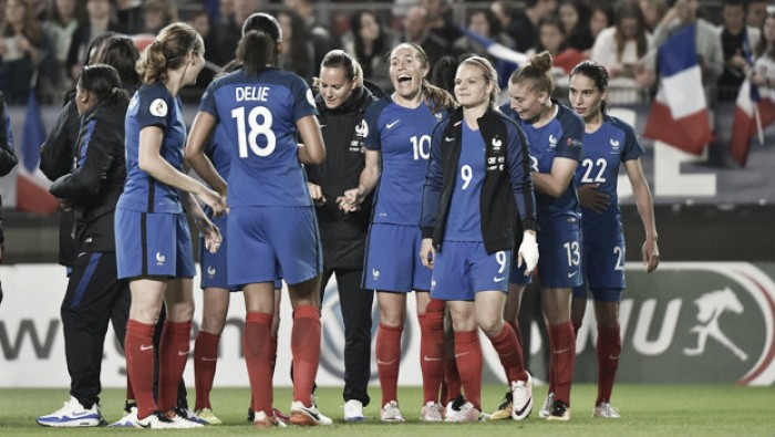 UEFA Euro 2017 Qualifier - France 1-0 Greece: Hosts continue unbeaten qualifying campaign