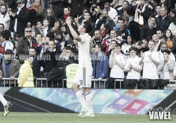 Y al tercer día, subió al Bernabéu para recuperar la memoria