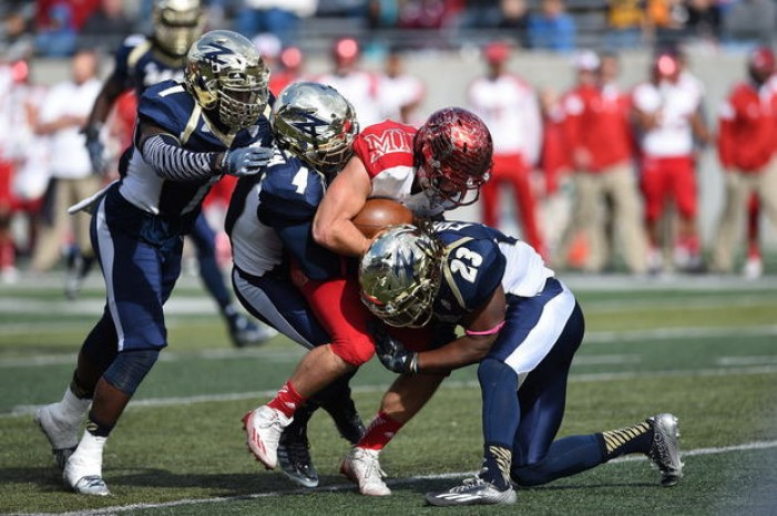VAVEL USA Exclusive Interview With Former Akron University Safety Bre' Ford