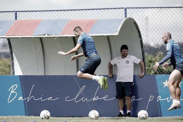 """Para """"virar a chave"""", Bahia recebe Unión Santa Fé nas oitavas de Sul-Americana"""
