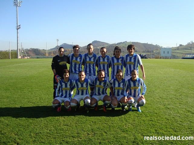 La Real femenina suma un punto frente al Espanyol