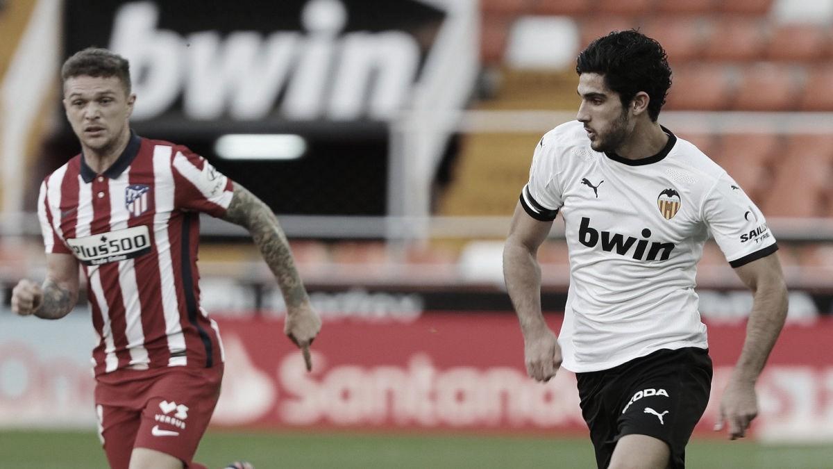 El Valencia CF presenta un positivo por COVID-19