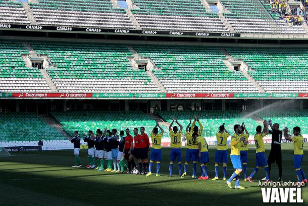 "Real Betis ""B"" - Cádiz CF en directo online"