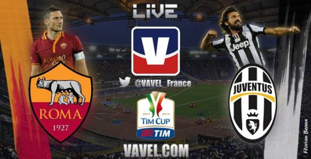 Live AS Roma - Juventus, le match en direct