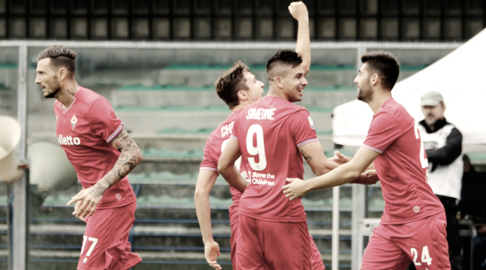 Fiorentina, solito 4-2-3-1 con rebus sulla trequarti. In difesa, spazio a Laurini e Pezzella