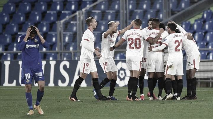 Previa Getafe CF vs Sevilla FC: puntuar como objetivo del primer viaje
