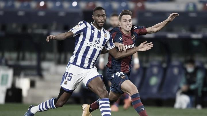 Previa Real Sociedad vs Levante UD: tres puntos para cortar la racha