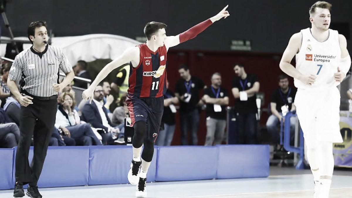 Baskonia se lleva un primer partido muypeleado