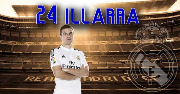 Real Madrid 2014: Asier Illarramendi