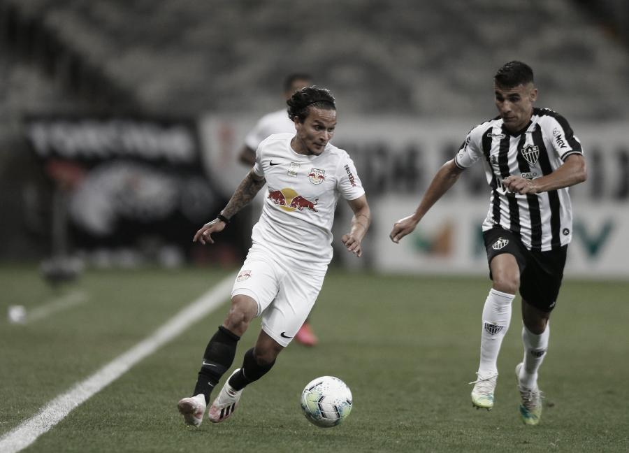 Motivado após goleada, Bragantino recebe Atlético-MG