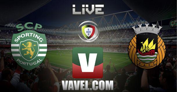 Sporting de Portugal vs Rio Ave en vivo y en directo online (4-2)