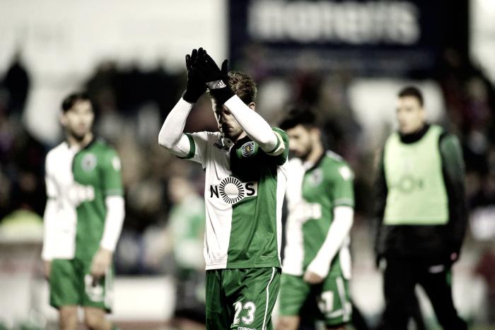 Sporting: Leão tem 18 tentos sofridos em 18 jogos na Liga