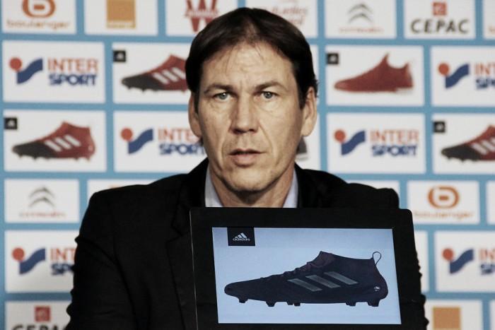 Rudi Garcia analisa momento conturbado do Olympique de Marseille