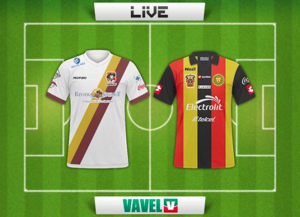 Resultado Coras - Leones Negros en Copa MX Clausura 2015 (0-0)