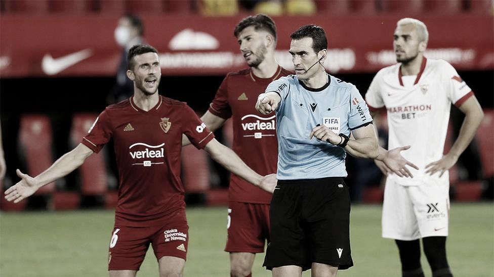 Previa CA Osasuna vs Sevilla FC: duelo intenso en El Sadar