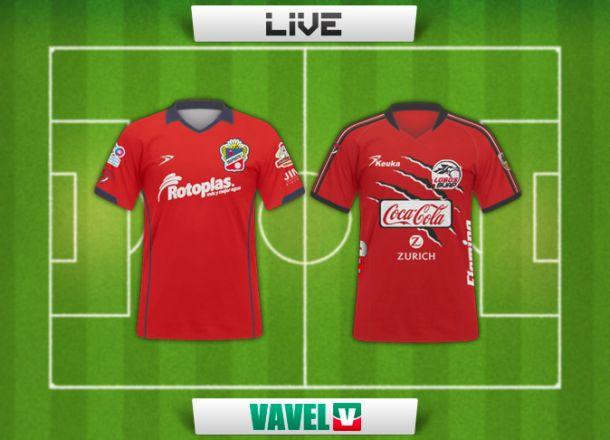 Resultado Irapuato - Lobos BUAP (1-0)
