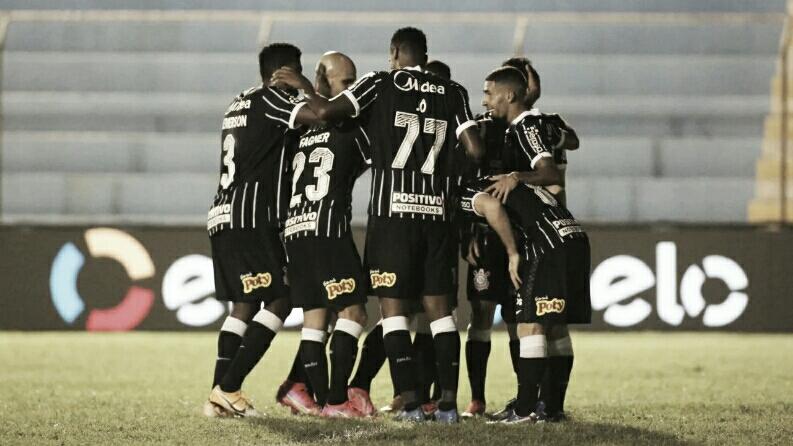 Com tranquilidade, Corinthians bate Salgueiro e se classifica para segunda fase da Copa do Brasil