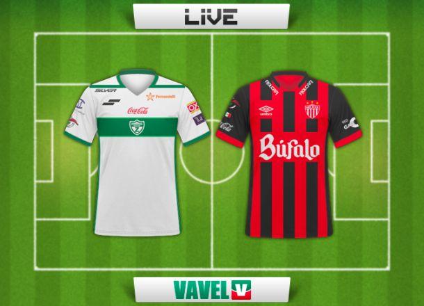 Resultado Zacatepec - Necaxa en Ascenso MX 2015 (1-2)