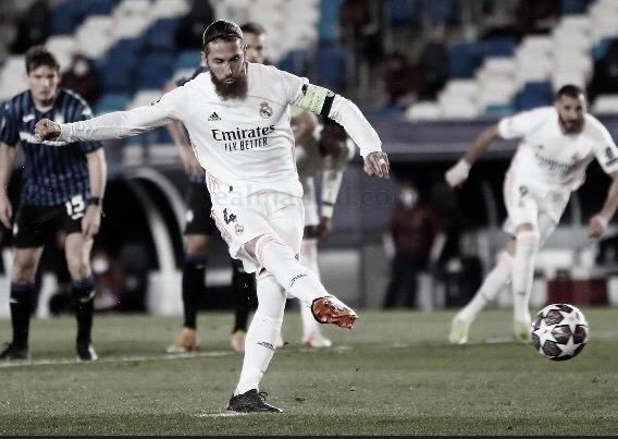 """Sergio Ramos: """"Hemos cumplido con el objetivo"""""""