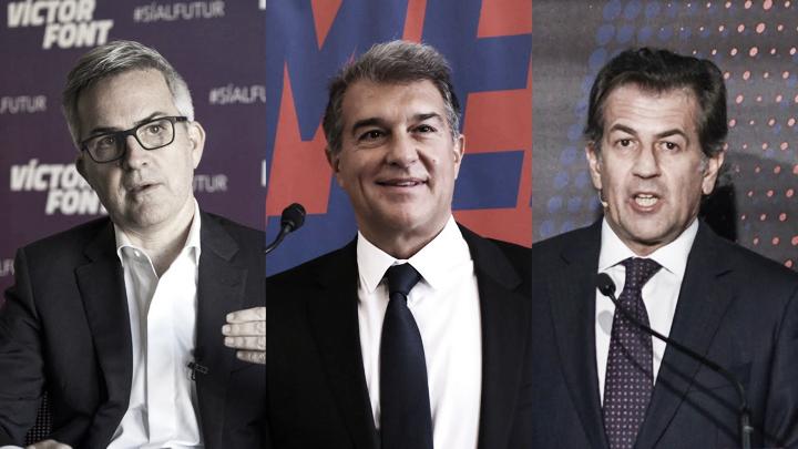 Barça TV acoge el debate de los candidatos a la presencia azulgrana