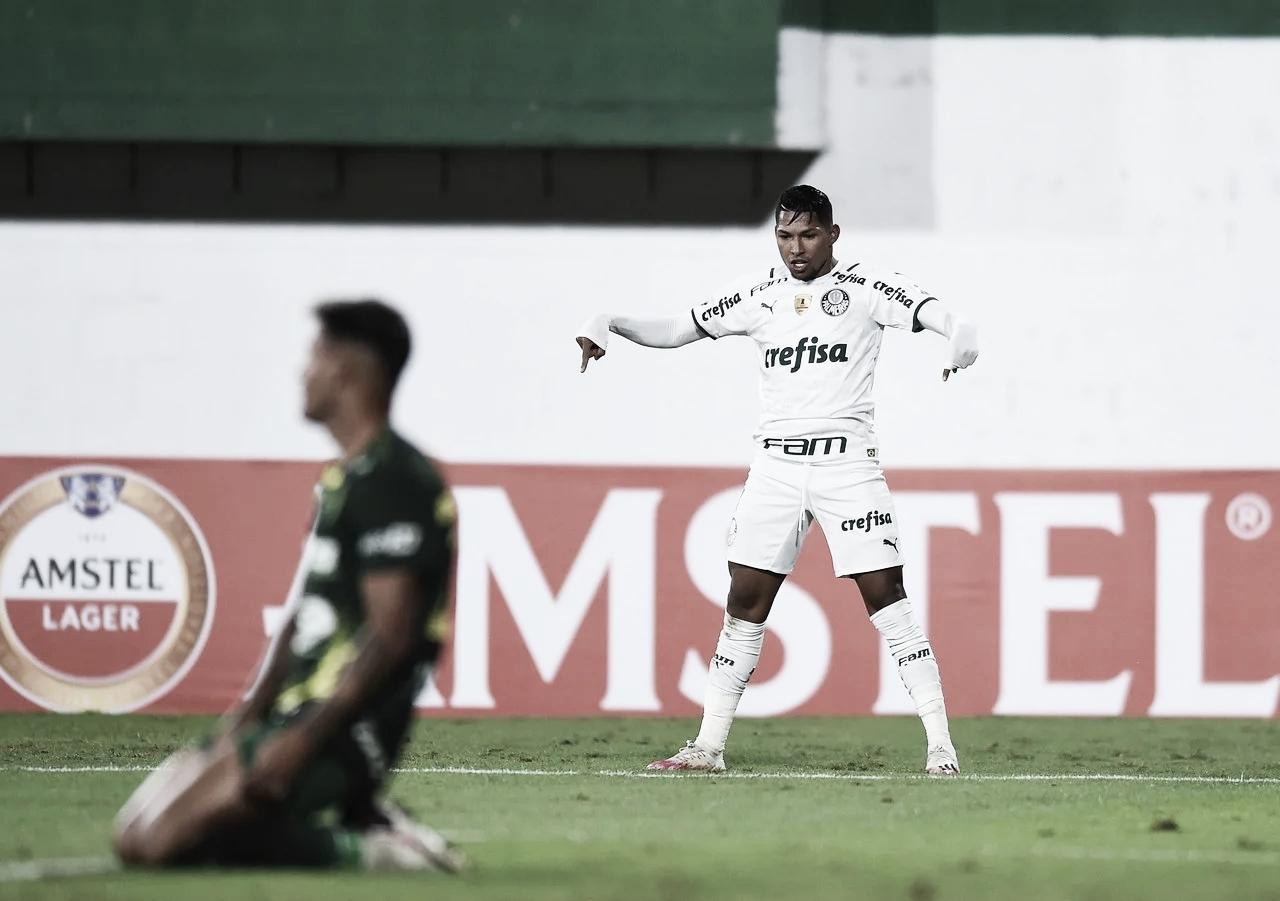 La venganza de Palmeiras