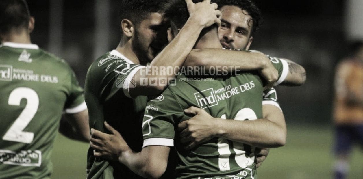 Historial apretado entre Ferro y Atlético Rafaela