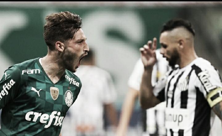 Palmeiras vence e complica situação do Santos no Paulista