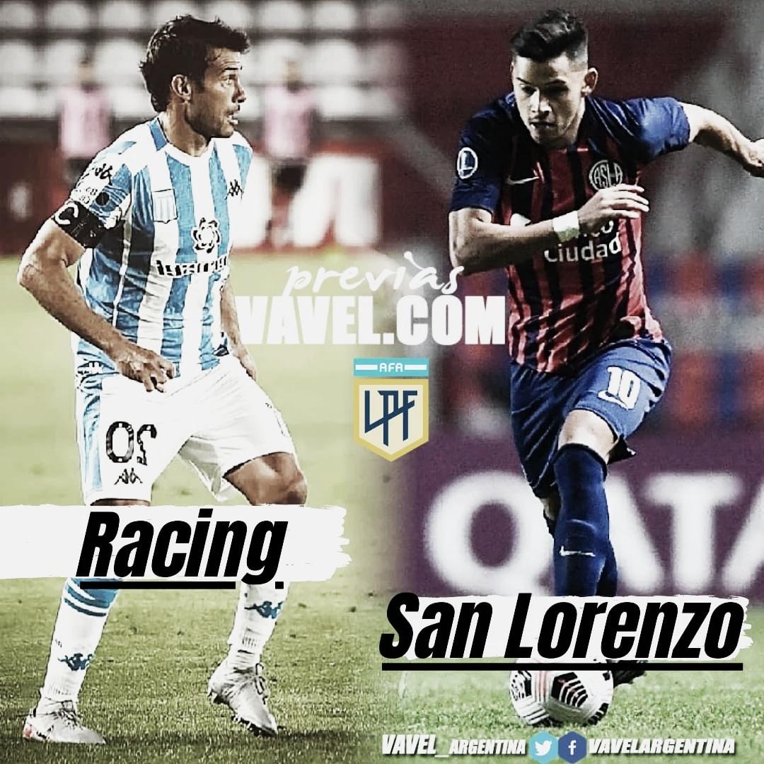 San Lorenzo y una final anticipada ante Racing