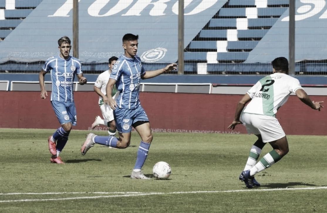Godoy Cruz cerró la Copa de la Liga con una derrota ante Banfield