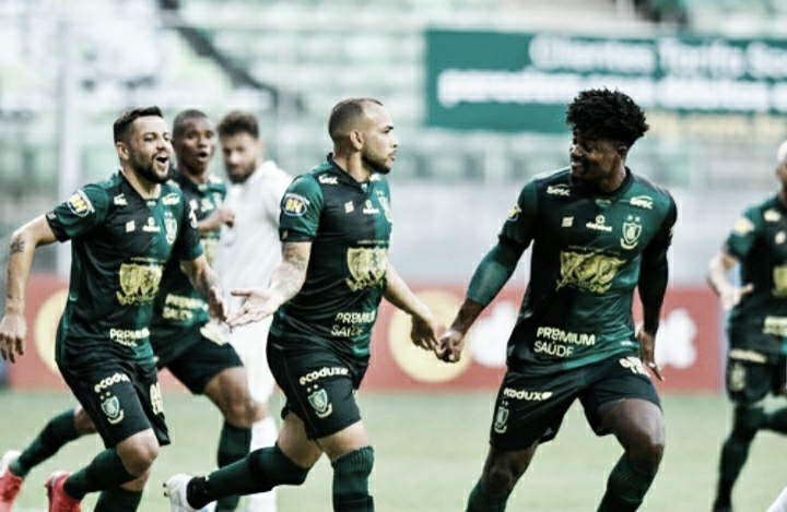 América volta a apresentar superioridade, vence Cruzeiro e disputará final do Campeonato Mineiro
