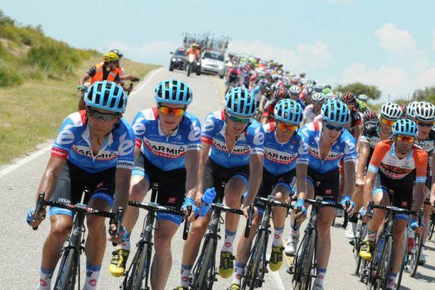 Tour de Francia 2014: Team Garmin-Sharp, la frescura marca el camino