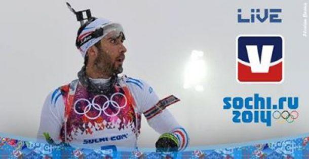 Live Sotchi 2014 : le relais hommes de biathlon en direct