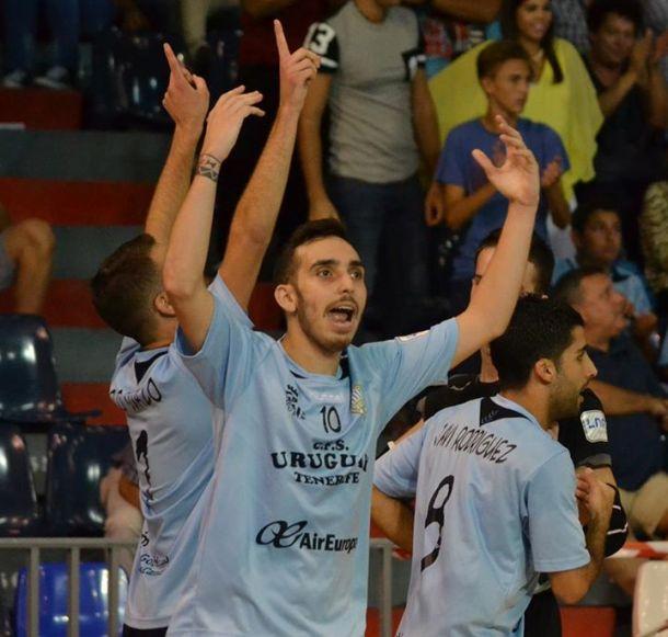 Ayose Suárez también abandona el Uruguay Tenerife