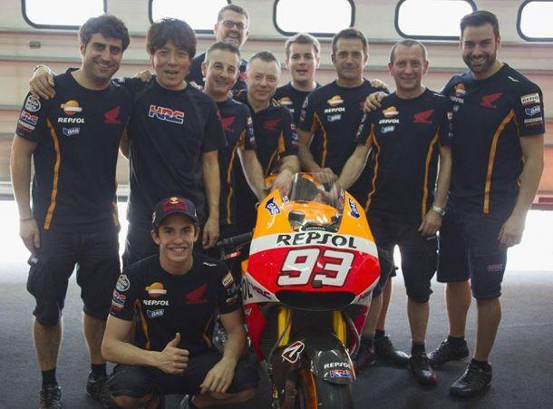 Essais Moto Gp à Sepang : Marquez maintient sa place de leader