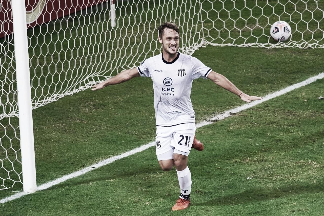Talleres se despidió de la Sudamericana con una goleada ante el Emelec