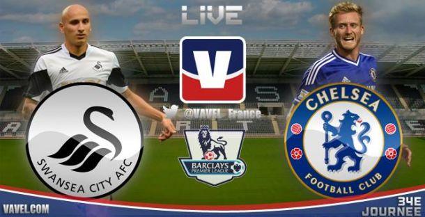 Live Premier League : le match Swansea - Chelsea en direct