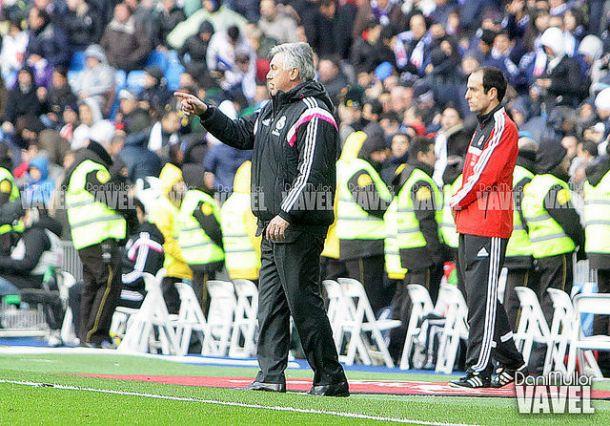 Ancelotti les da libre el fin de semana