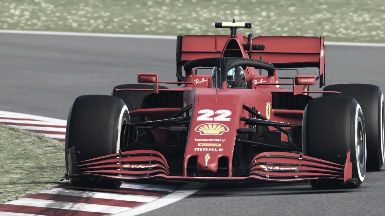 Ferrari no baja los brazos