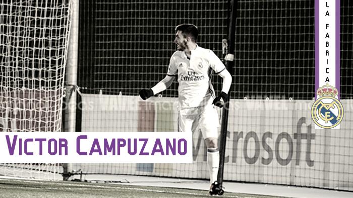 La Fábrica: Víctor Campuzano: No diga gol, diga Campu
