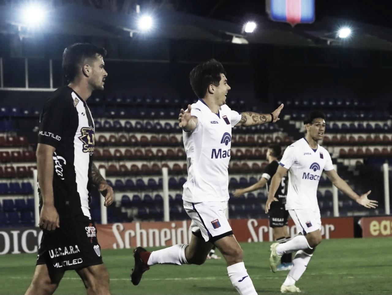Tigre venció a Estudiantes y es el único líder