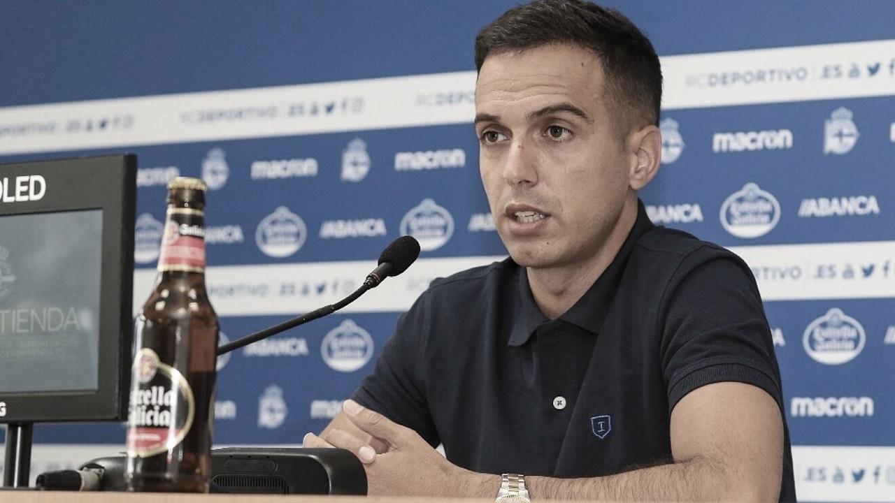"""Borja Jiménez: """"El inicio es el soñado. Ganar 4 partidos seguidos en esta categoría tan pareja es muy difícil"""""""